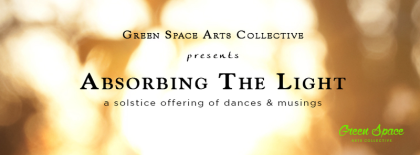 Absorbing the Light - Banner